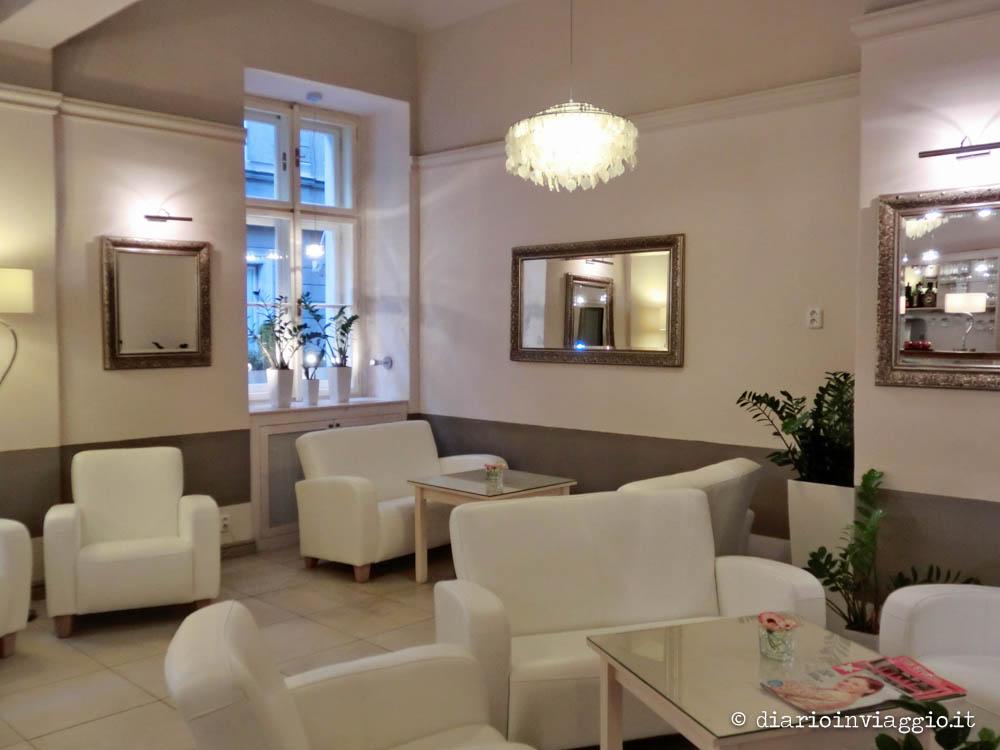 hotel unitas Praga