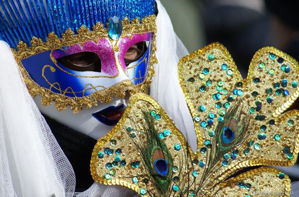 Il carnevale di Venezia, un grande circo