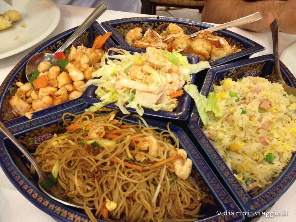 Nuova hong kong ristorante cinese a caorle for Menu cinese