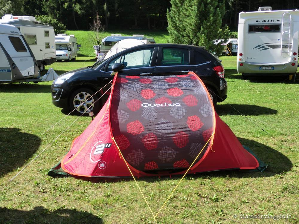 camping heiligenblut