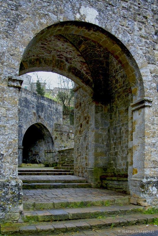 Porta della Docciola - Volterra