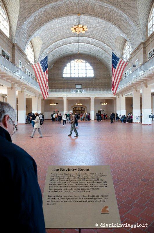 Ellis Island NY
