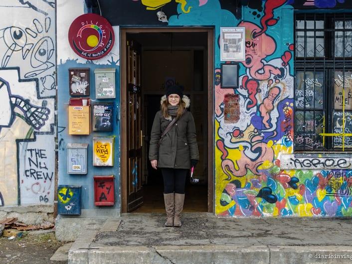 Metelkova: Lubiana vale una visita solo per questo!