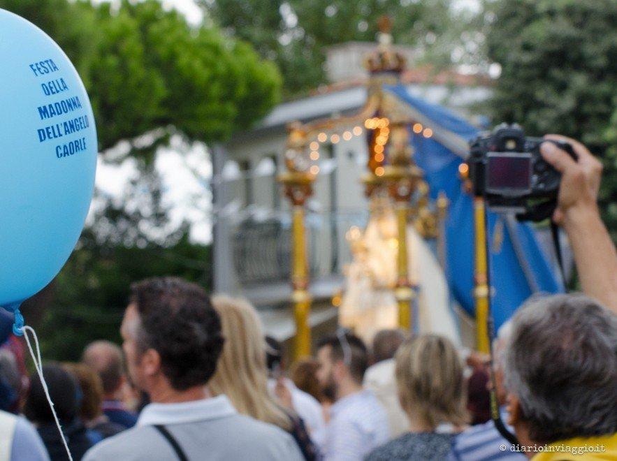 La festa della Madonna dell'Angelo di Caorle