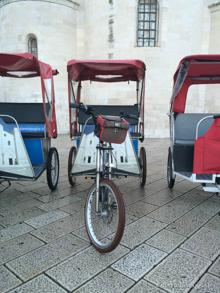 bari in bicicletta