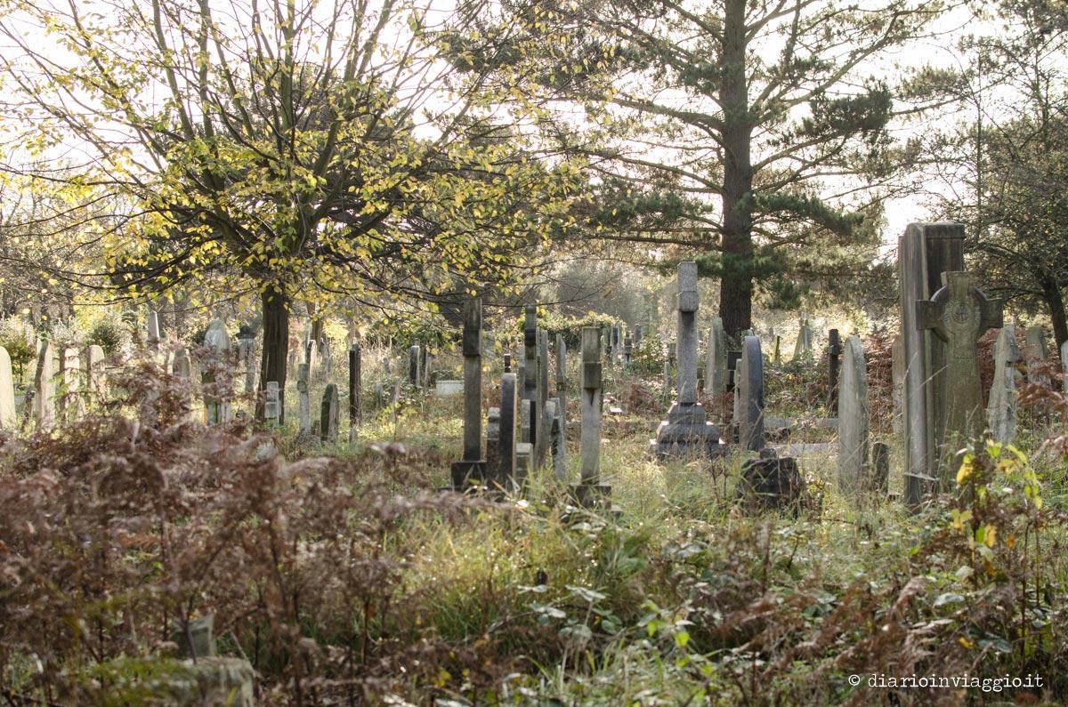 Brompton Cemetery Londra