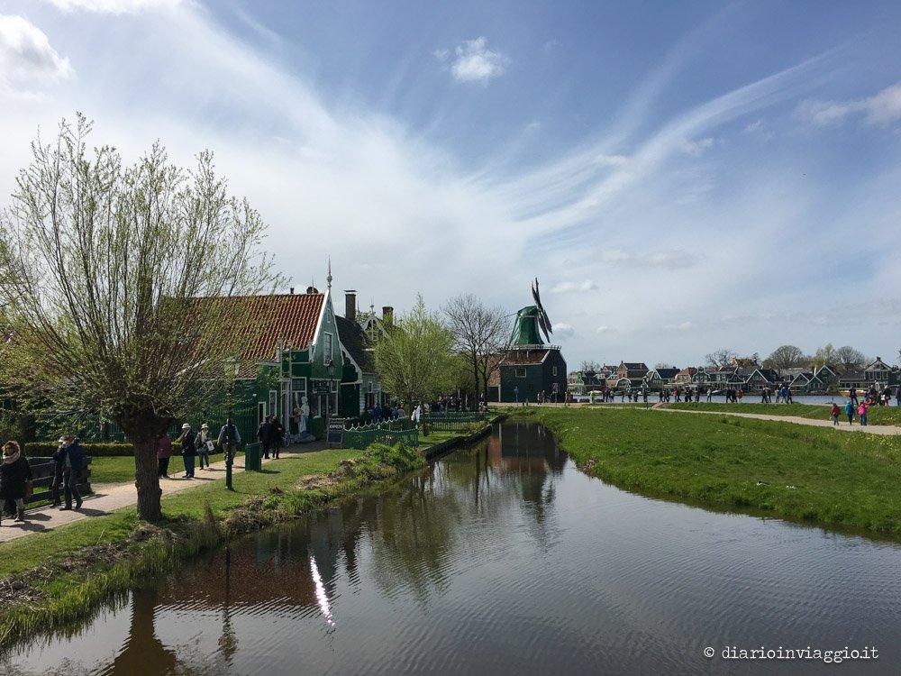 Zaanse Schans Amsterdam