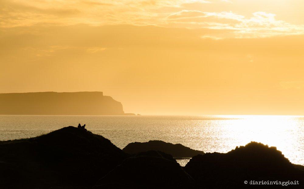 Ballintoy harbor Irlanda