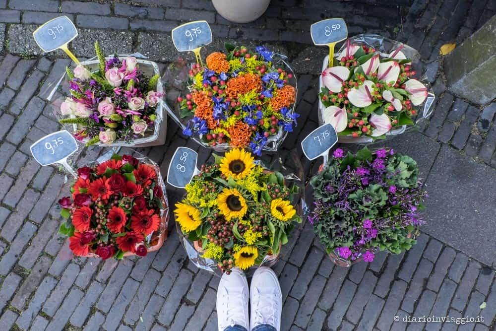 mercato dei fiori utrecht