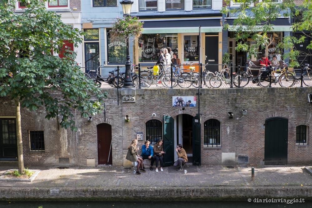 oudegracht a Utrecht