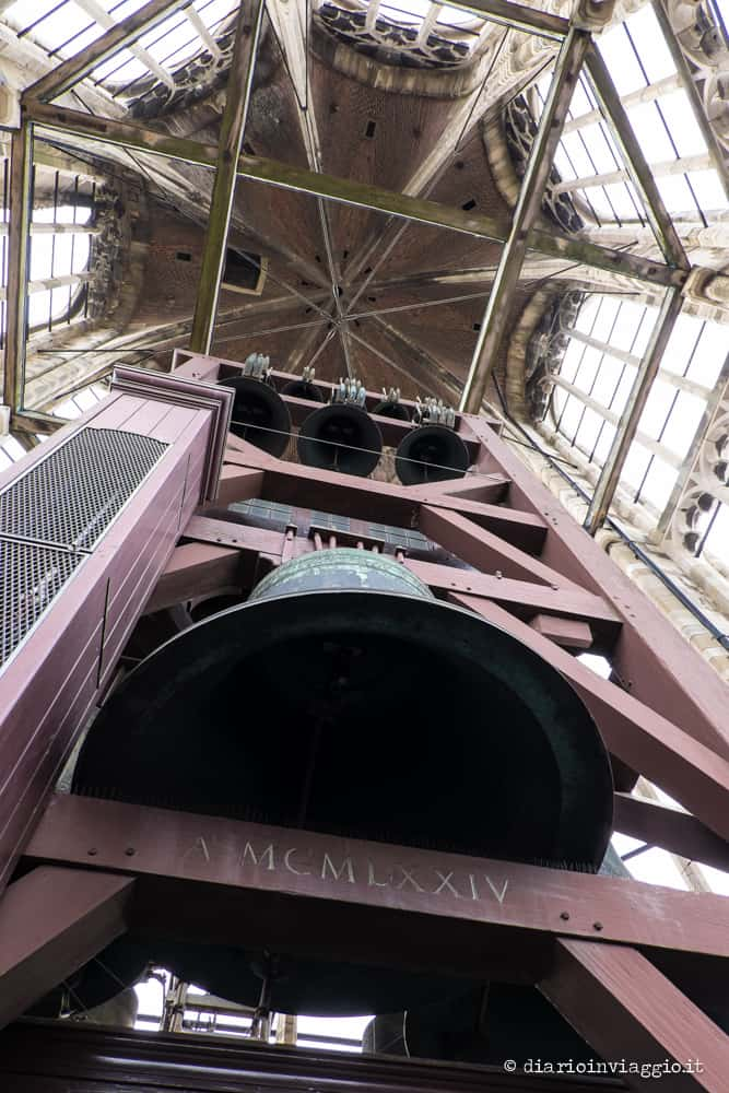 carillon domtoren di utrecht