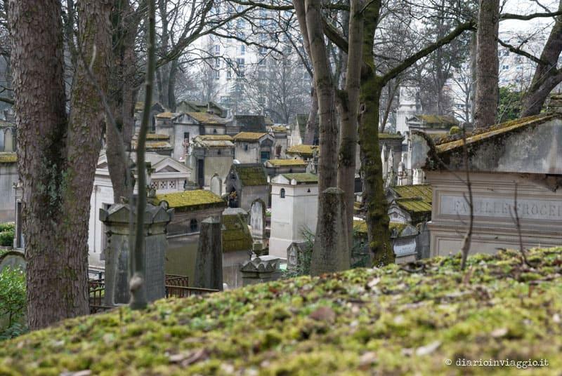 parigi cimitero pere lachaise