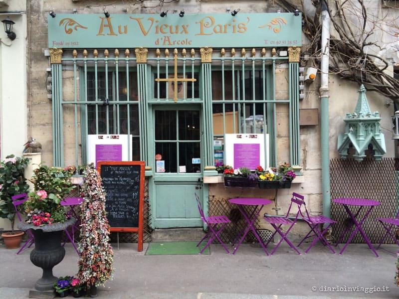 luoghi del cuore a parigi