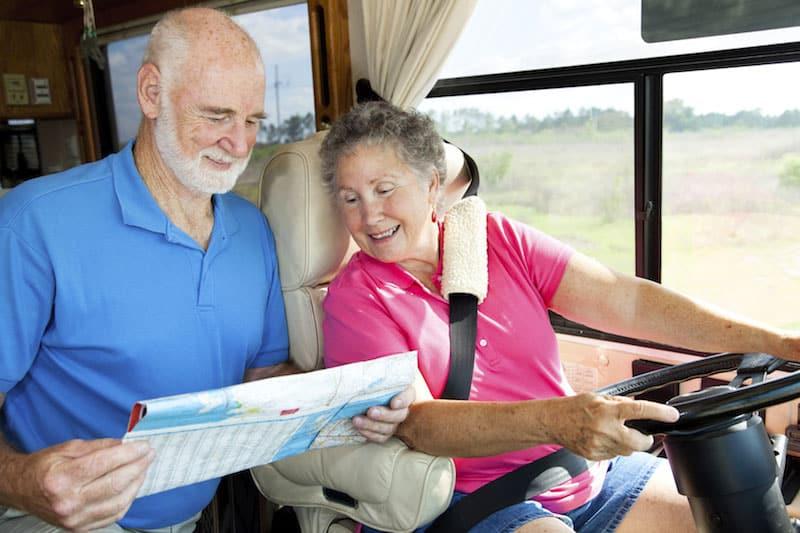 pensionati in camper