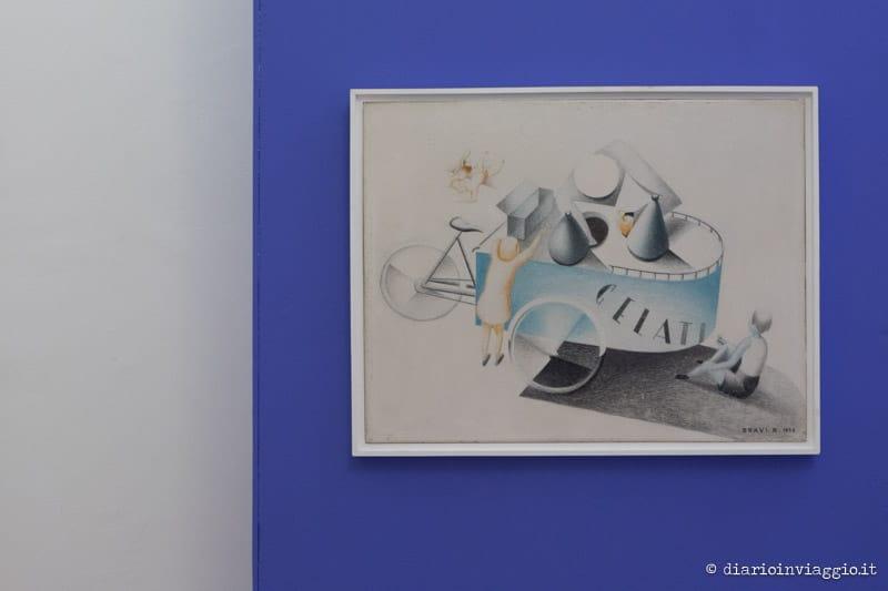 Venti Futuristi, la mostra futurista a Senigallia