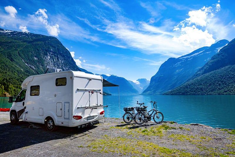 viaggi in camper consigli
