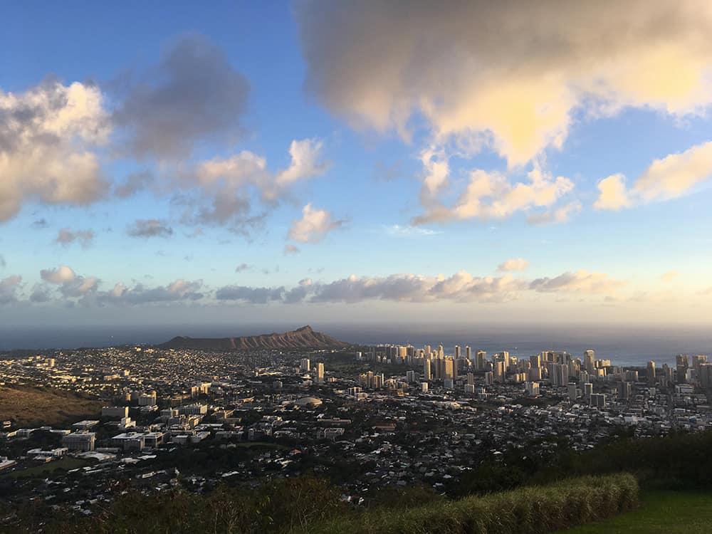 Monte Tantalus Honolulu