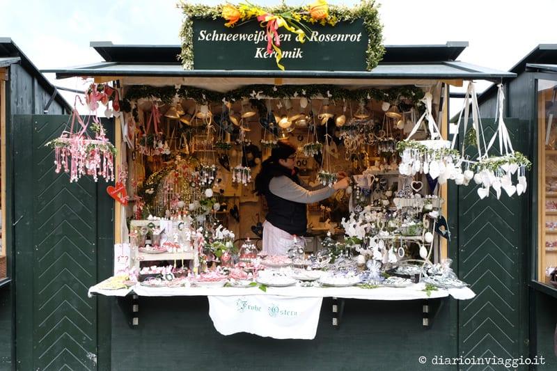 mercatini a schonbrunn Vienna