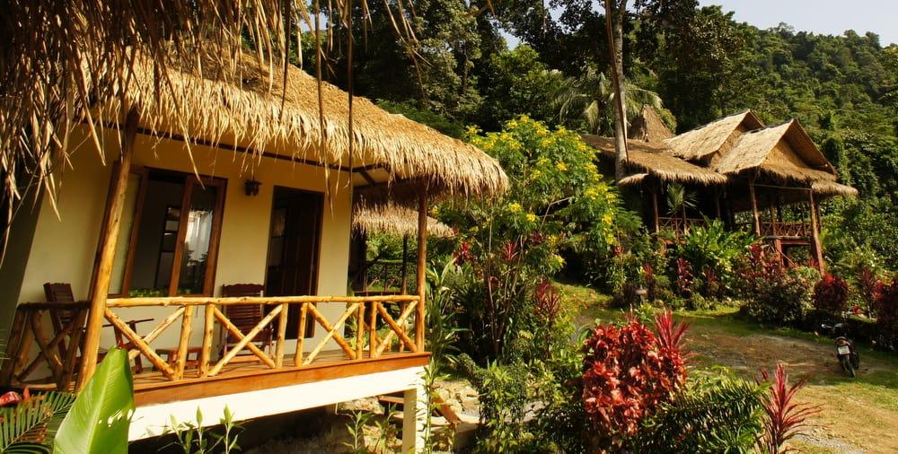 Oasis Koh Chang dove dormire