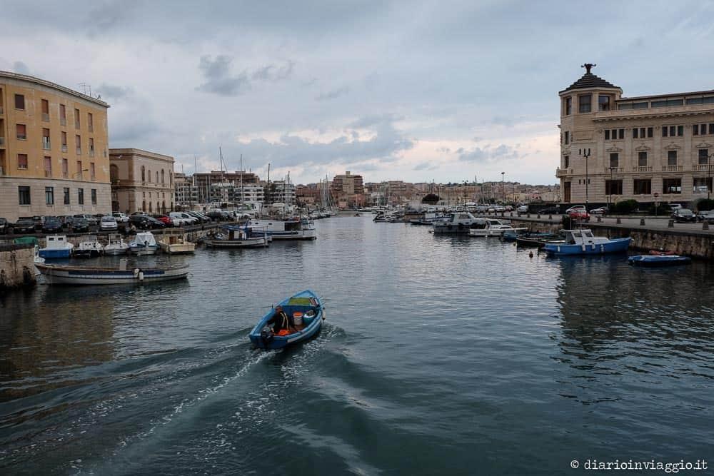 Isola di Ortigia Sicilia