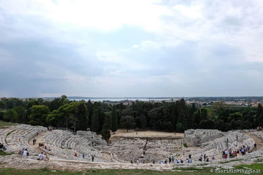 Parco Archeologico Neapolis Siracusa Sicilia