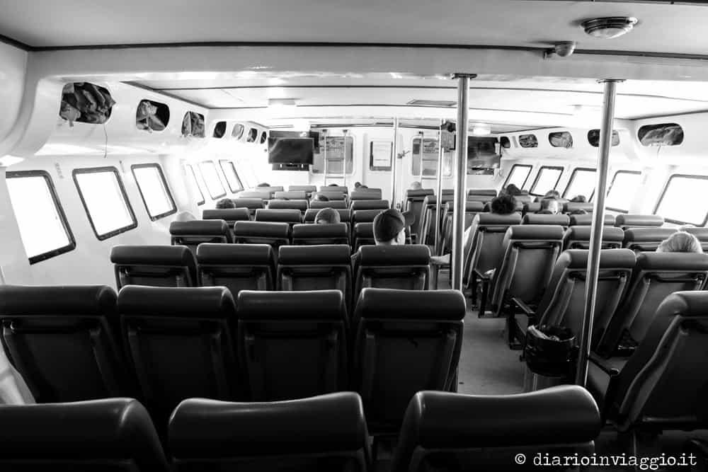 da Koh Lipe a Langkawi il ferry