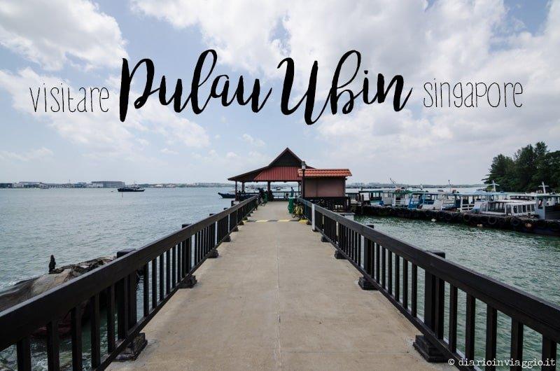 Pulau Ubin, l'isola da riscoprire a Singapore