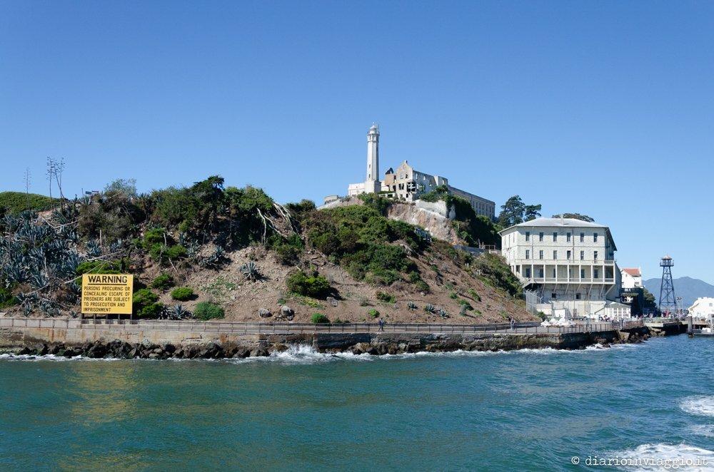visitare Alcatraz San Francisco