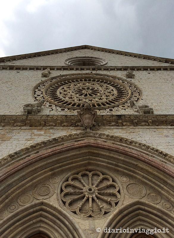 Facciata della Basilica di San Francesco
