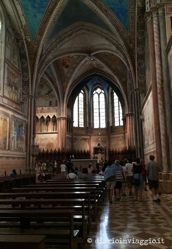 Basilica superiore San Francesco