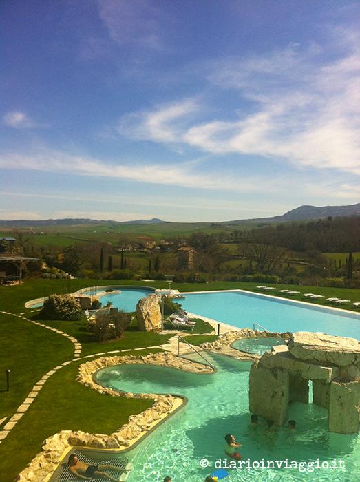 Total relax nella montagna toscana a bagno vignoni - Bagno vignoni adler ...