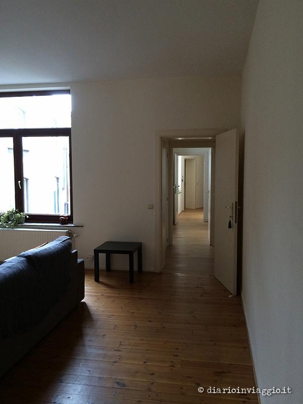 Appartamento Airbnb Bruxelles
