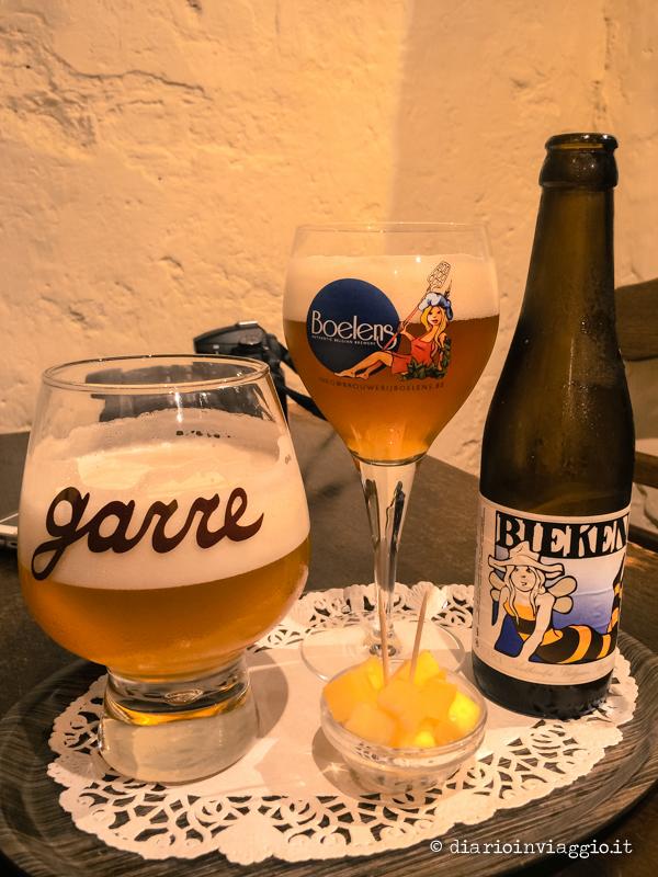 Le nostre birre da De Garre