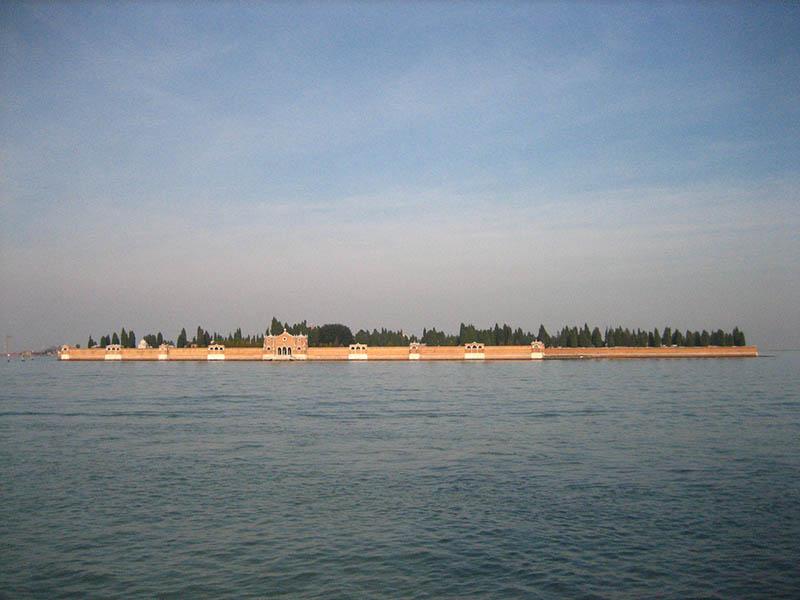 Cimitero San Michele Venezia