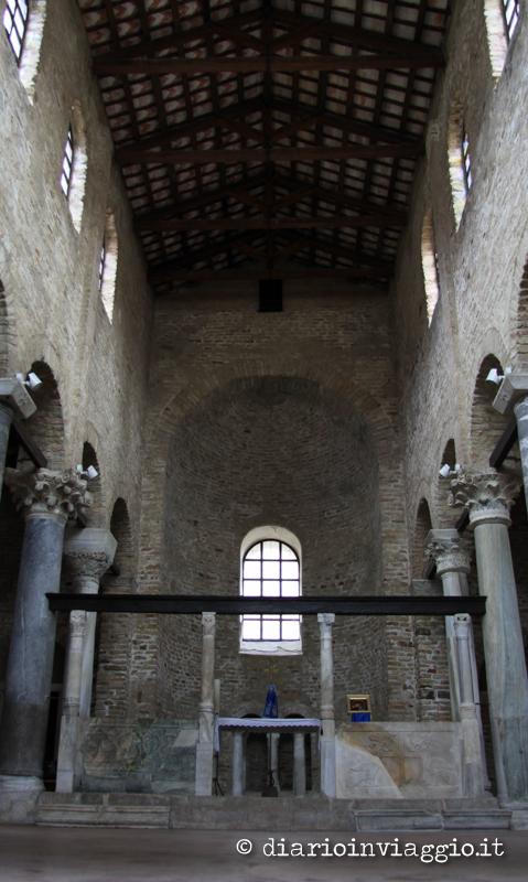Basilica di Santa Maria delle Grazie, Grado