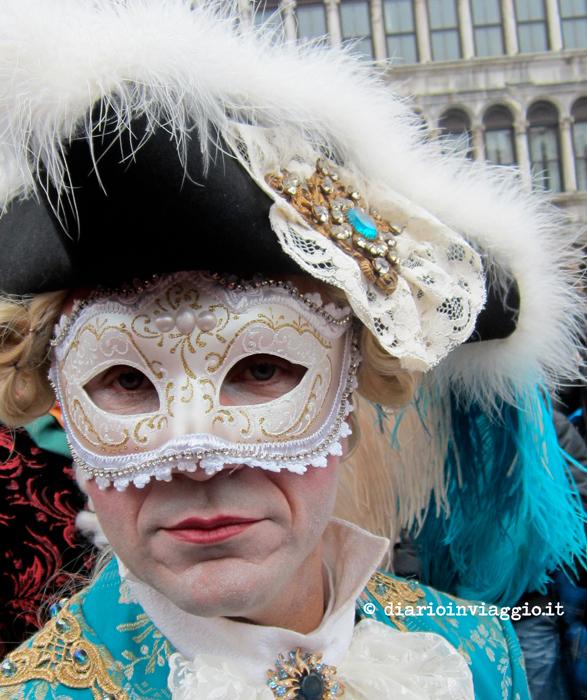 Il selfie carnevale di venezia