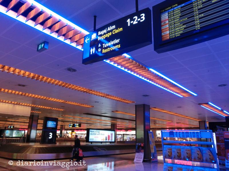 Aeroporto Sabiha Gokcen Istanbul