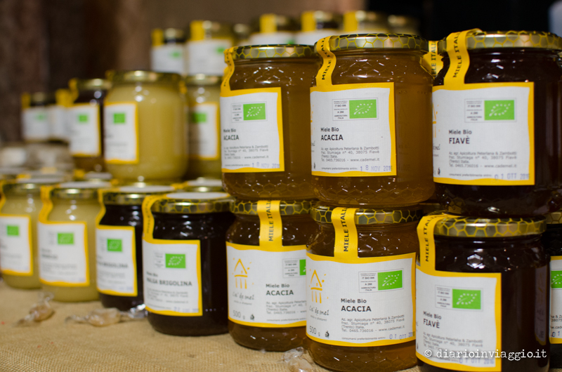 Miele dall'Agritur Ca' de Mel
