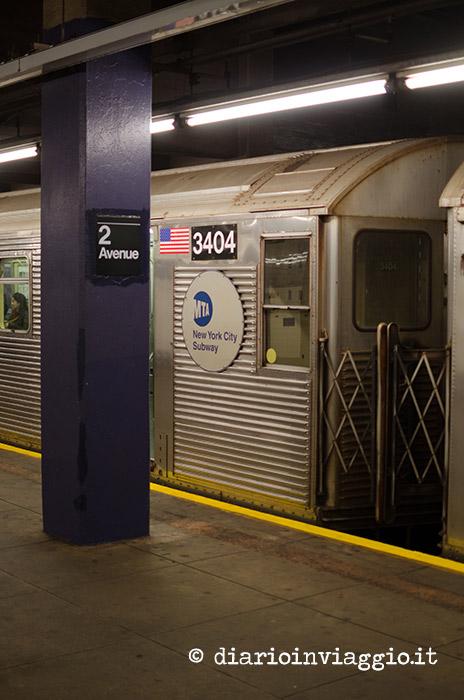 Metro a NY