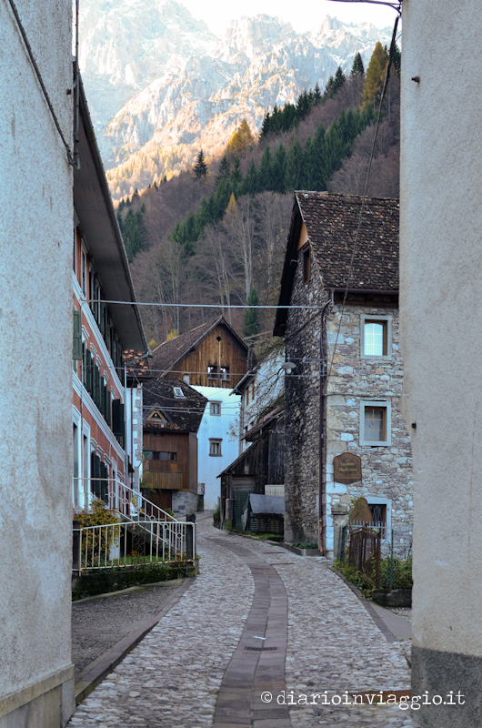 Pesariis - Val Pesarina