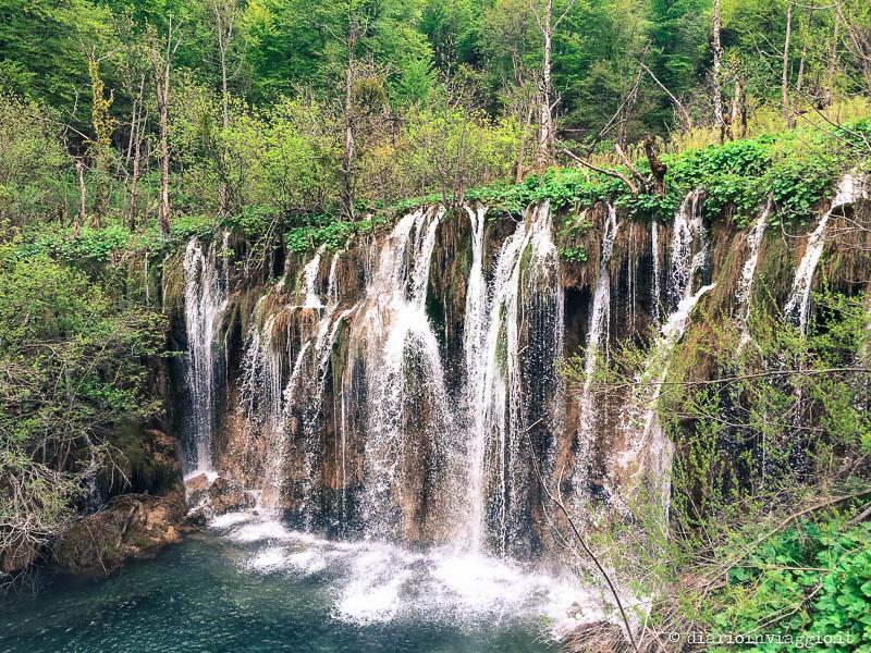 Laghi di Plitvice, Croazia<