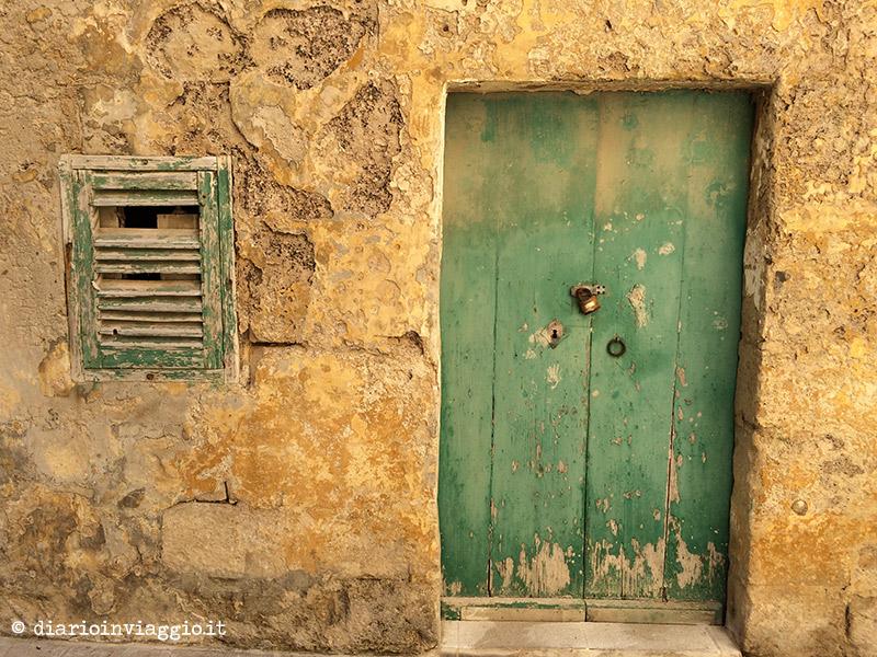 Porte vecchissime a Mdina, Malta
