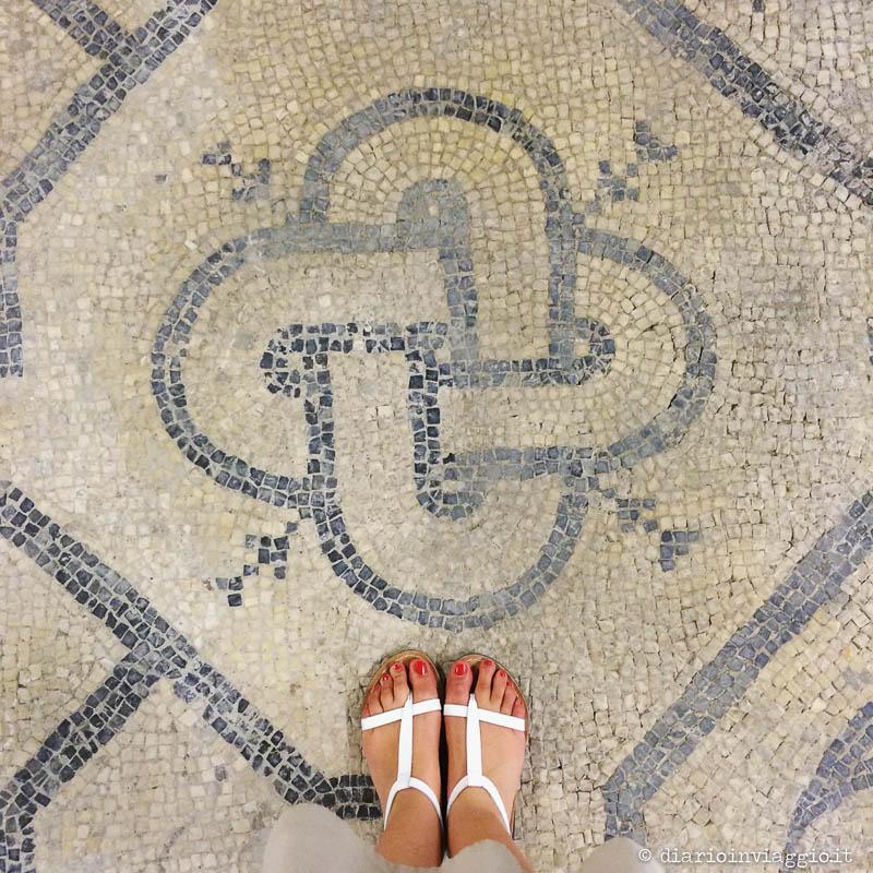 Mosaici a Concordia Sagittaria