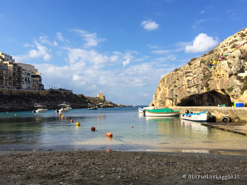 Xlendi Bay - Gozo