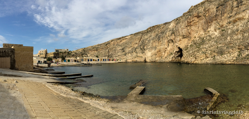 Dwejra Bay - Gozo
