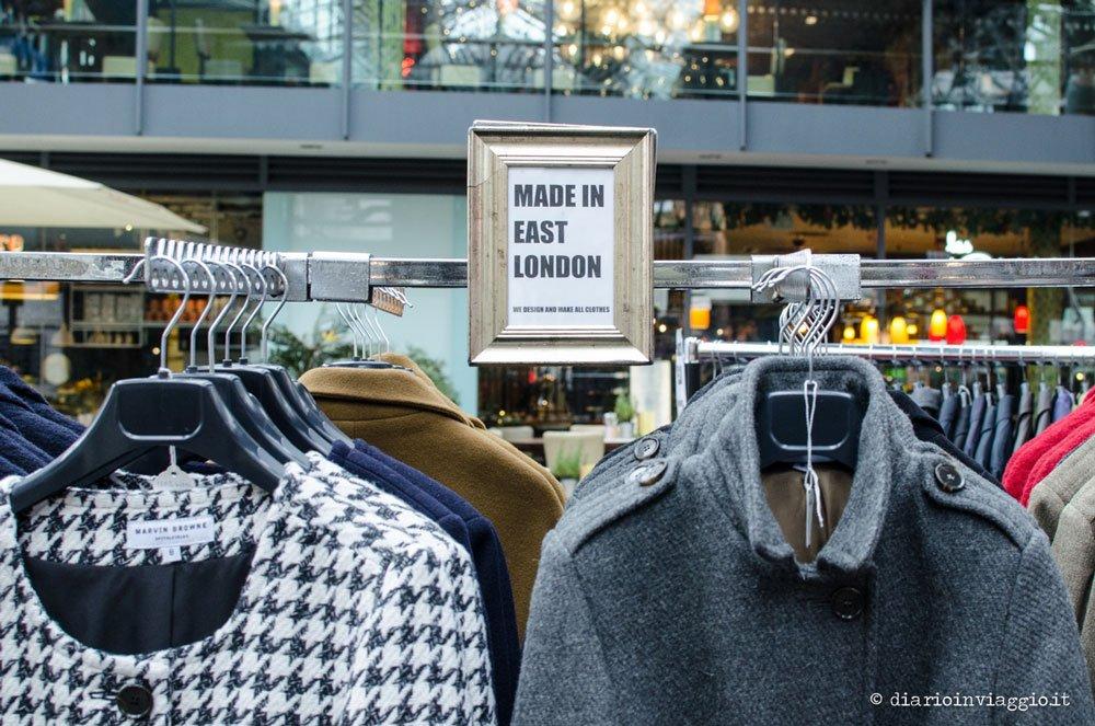 mercatini di londra spitalfields market