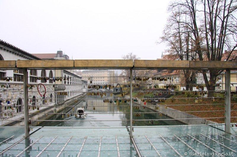 ponte dei macellai lubiana