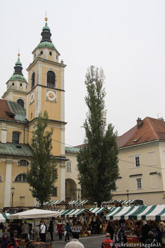 basilica di san nicola lubiana