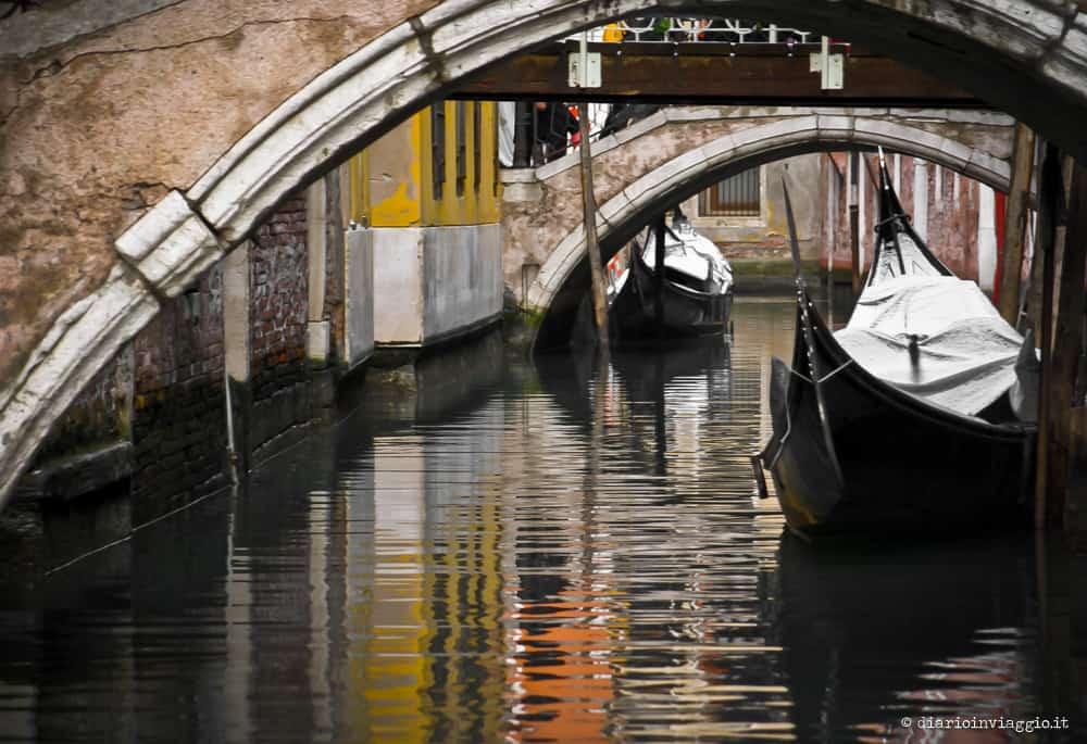 itinerario insolito a Venezia