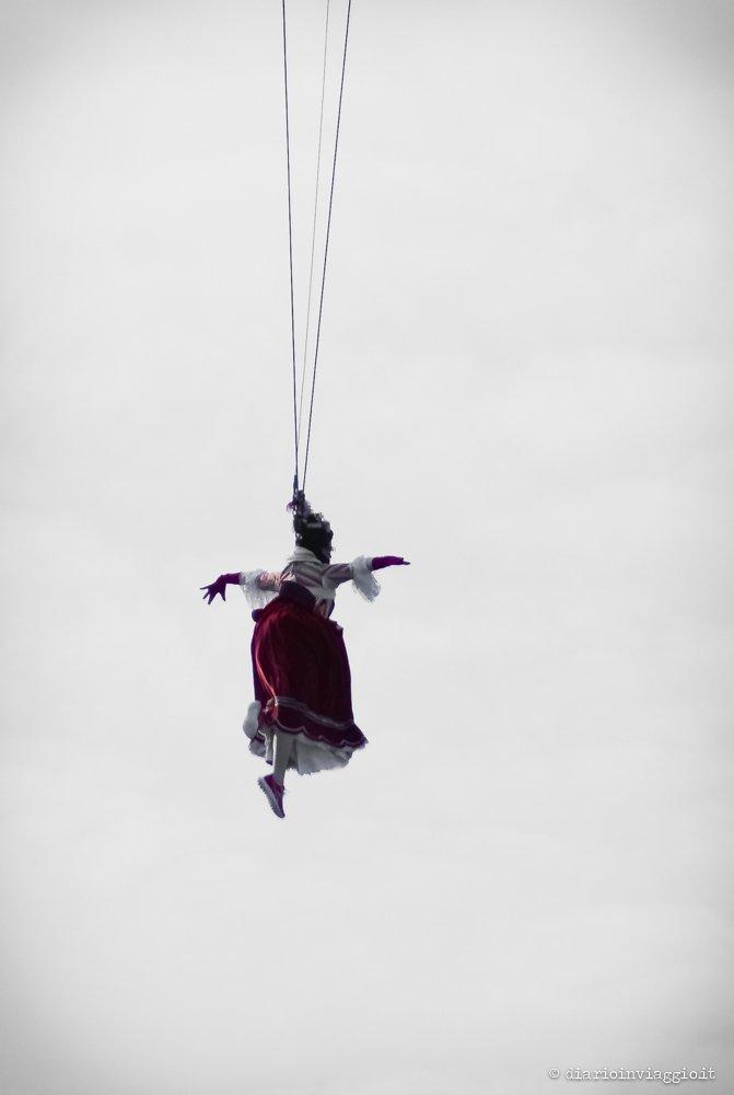 volo dell'angelo